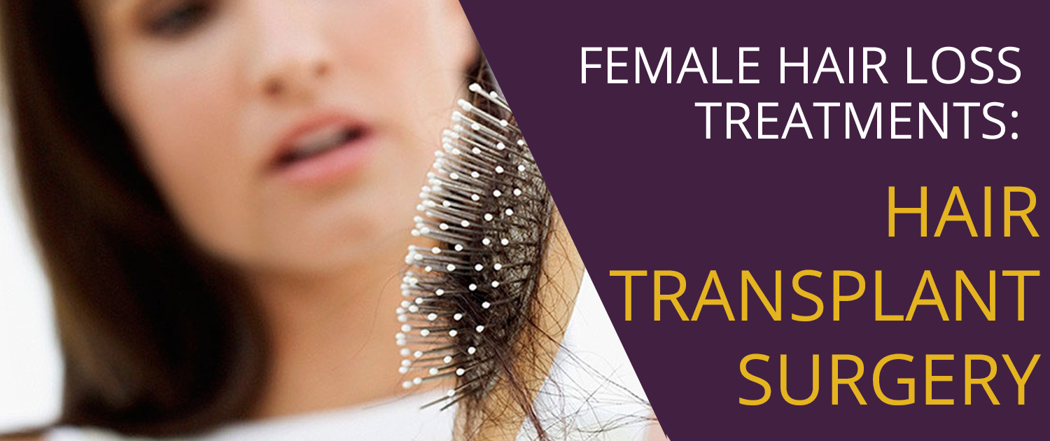 hair transplant surgery for women