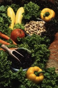 Could a vegetarian diet combat hair loss?