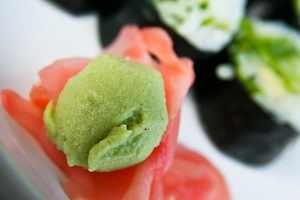 Could wasabi be the answer to female hair loss?